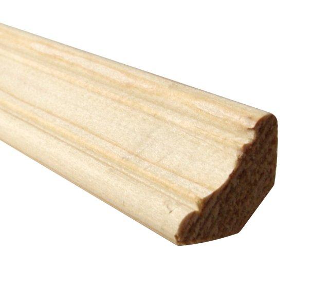 Плинтус деревянный в картинках